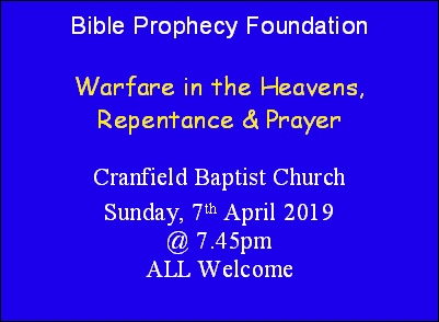 Bible Prophecy Foundation